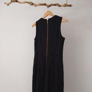 LOFT Dresses - LOFT black sheath dress